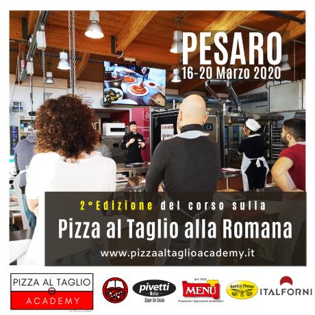 2° Edizione Pizza al Taglio Academy